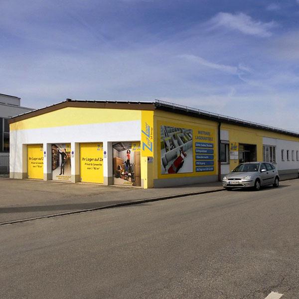 Lagerraum Gewerbe Landshut