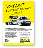 Starcar_First-Elephant_Sonderaktion_Flyer
