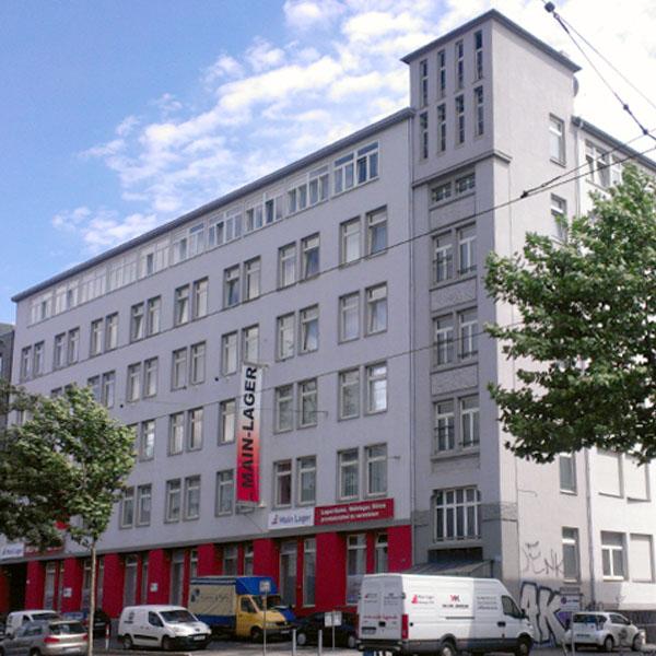 Lagerraum Gewerbe Frankfurt