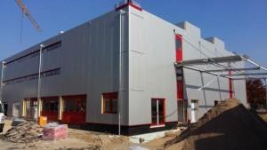 Selfstorage Neubau Projekt