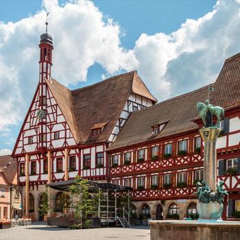 Self Storage Standort Forchheim