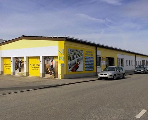 Lagerraum mieten Landshut