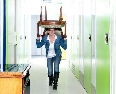 Möbel einlagern Lübeck