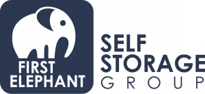 First Elephant Self Storage Group Logo