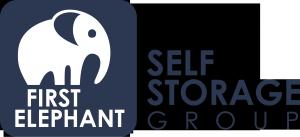 First Elephant Self Storage Group Logo