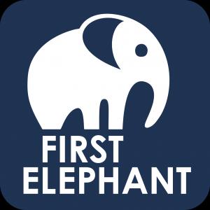 First Elephant Self Storage Logo