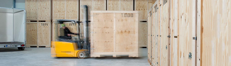 Self Storage Umzug und Lagerung