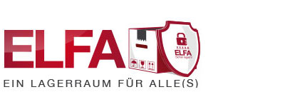 Logo Elfa Self Storage Spandau