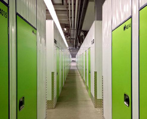 Self Storage Wuppertal, wenn Sie flexibeln lagern wollen.