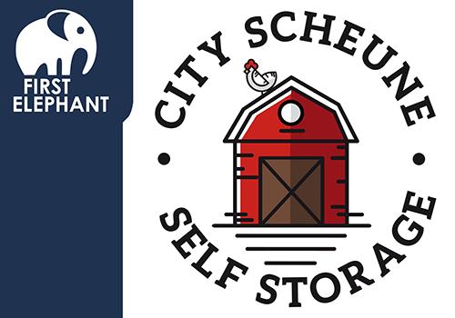 Logo Lagerraum Wuppertal Cityscheune