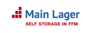 Selfstorage Frankfurt Logo Main Lager